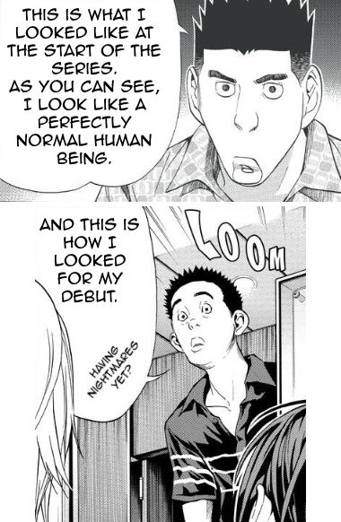 Bakuman Editor Horror