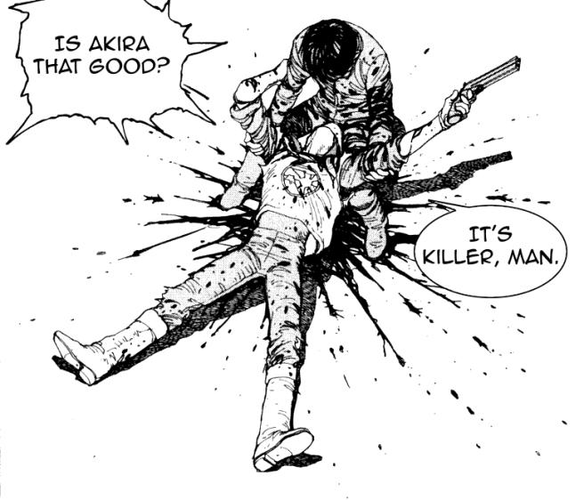 Akira Mind Blow