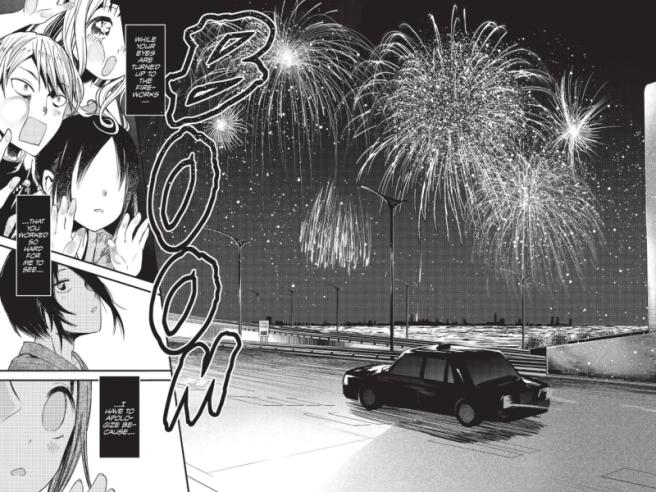 Kaguya-sama Fireworks