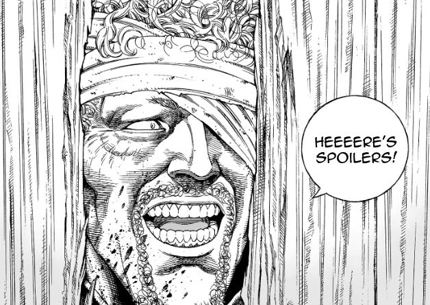 Thorkell Spoilers